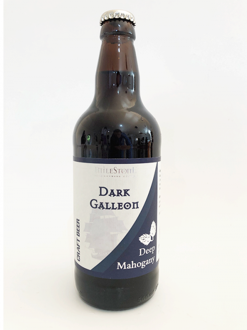 Dark Galleon Craft Bottled Beer Milestone Brewery