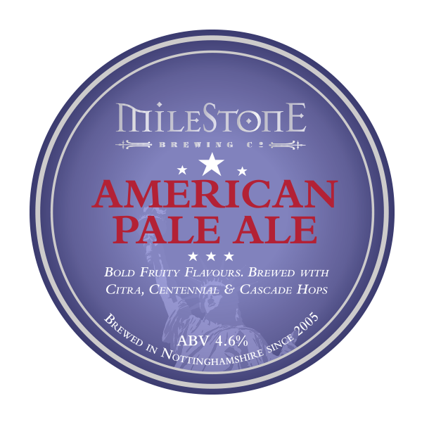American Red Ale Milestone Brewery Craft Beer