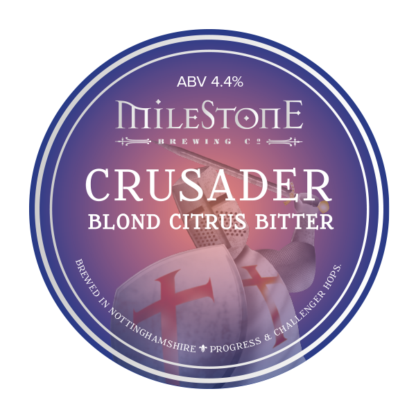 Crusader Craft Beer Milestone Brewery
