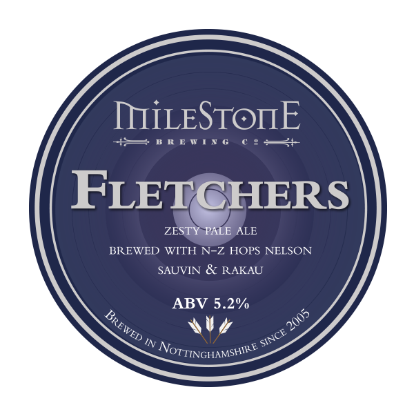 Fletchers Ale Craft Beer Milestone Brewery
