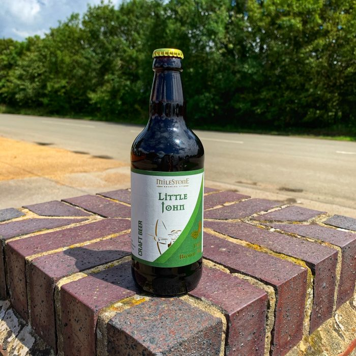 Little John Craft Beer Bottled Beer Milestone Brewery