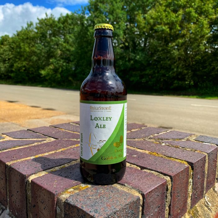Loxley Ale Craft Beer Bottled Beer Milestone Brewery