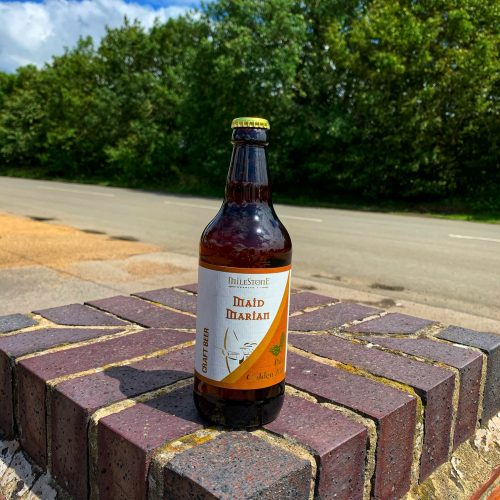 Maid Marian Craft Beer Bottled Beer Milestone Brewery